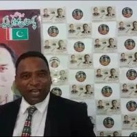 A message from Asghar Ali Mubarak a candidate for National Assembly Pakistan Awami League for NA, 62 RAWALPINDI