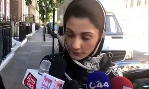Maryam asks workers not to 'feel nervous' ahead of Avenfield verdict