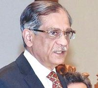 CJP denies giving order to place Zardari, Talpur's names on ECL in fake accounts case