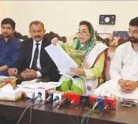 RO accuses GDA's Fehmida Mirza of trying to influence vote recounting process in Badin