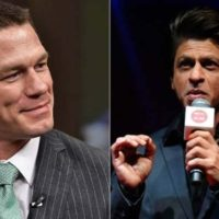 John Cena is inspired by Shah Rukh Khan and we have proof