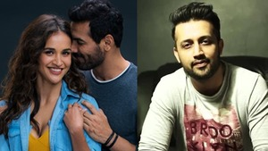 Atif Aslam's track for this John Abraham starrer is out