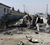 8 killed, 40 wounded as Afghan passenger bus hit by roadside bomb: officials
