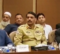 'No direct role of army in July 25 elections,' DG ISPR tells Senate committee