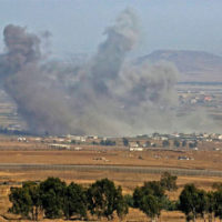 Air raids on last IS pocket in south Syria kill 26 civilians: monitor