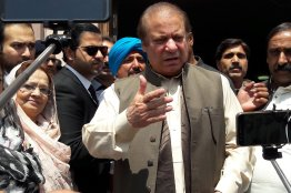 Pakistan's Former Prime Minister Found Guilty of Corruption