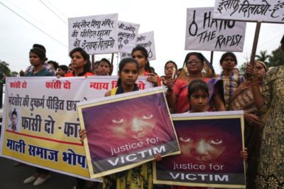 How India viral messages helped catch rape suspect