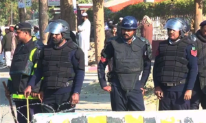 Pindi police placed on high alert