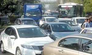 Alternate traffic plan for Lahore