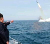 North Korea Submarine Development Signals Increased Nuclear Threat