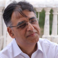 Asad Umar's journey from corporate titan to finance minister