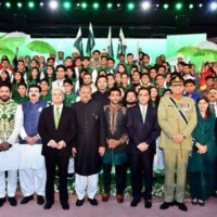 Nation marks Independence Day with traditional zeal, fervour