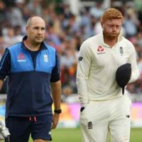 England coach Bayliss ready for lengthy glove story with Bairstow