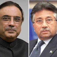 Tough times ahead for Zardari, Musharraf