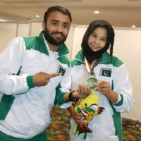 Abbas loses bronze medal fight in controversial fashion