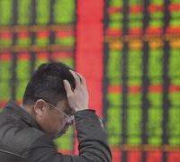 China loses spot as world's No.2 stock market: Bloomberg