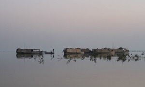 Who cares about the demise of Manchar Lake