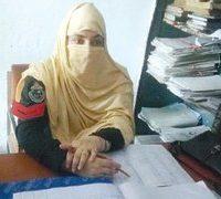 Woman made 'moharar' at Dir police station