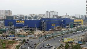 Patriotic tunes but no bed-lam for Ikea's Indian debut