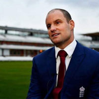 Strauss lauds Cook as England's 'greatest player'