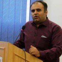 """Professor Dr Zeeshan Najam's Special interview given to """"YES URDU"""""""