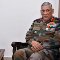 Indian army chief says time ripe for 'another surgical strike'