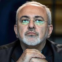 Iran's Zarif in Syria for talks on Idlib offensive