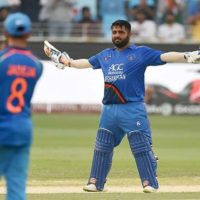 Asia Cup: Shahzad's hundred lifts Afghanistan to 252-8
