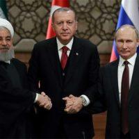 Fate of Syria's Idlib in balance at Tehran summit