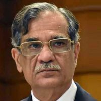Those calling dam funds 'begging' should be ashamed: Chief Justice