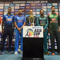 Captains say cricket's Asia Cup will give 2019 World Cup pointers