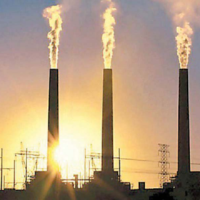 New coal power plant connected to national grid