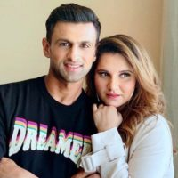 Shoaib Malik rubbishes rumours of welcoming baby boy