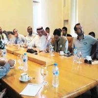 Saudi delegation visits Gwadar port, reviews ongoing development projects