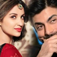 Parineeti expresses her desire to work with Fawad Khan