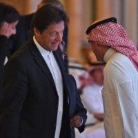 PM Imran secures $6b lifeline from Saudi Arabia