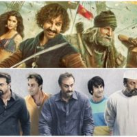 Will 'Thugs of Hindostan' surpass 'Sanju' at the local box office?
