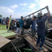 Indonesia quake, tsunami confirmed death toll rises to 1,234