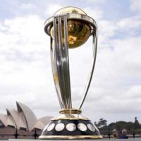 ICC World Cup 2018 trophy unveiled in Lahore