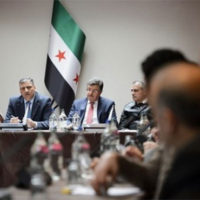 Syrian opposition draws up 'road map' for constitution
