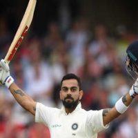 Landmark Kohli ton as India pummel West Indies