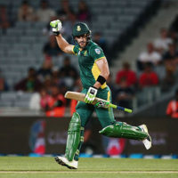Fit-again Du Plessis aiming for 'big runs' in final ODI