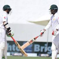 Pakistan progress to 329-4 in first Australia Test