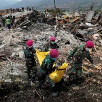 Indonesians step up search for quake victims to beat deadline as toll exceeds 2,000
