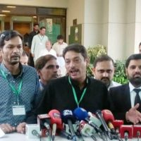 IHC rejects Abidi's appeal to dismiss case against him