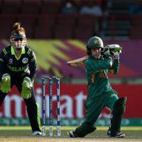 Women's World T20: Pakistan beat Ireland by 38 runs