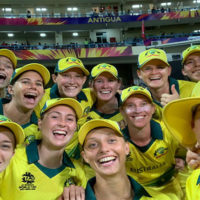 Australia thrash Windies to reach World T20 final