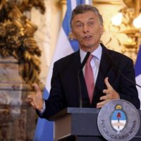 Argentina's Macri says accusations against Saudi crown prince may be discussed at G20