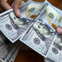 Dollar up by 82 paisa at interbank market