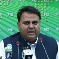 Govt going nowhere, Fawad tells foes
